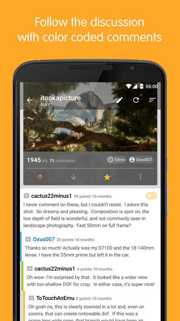 Now for Reddit – Phyora